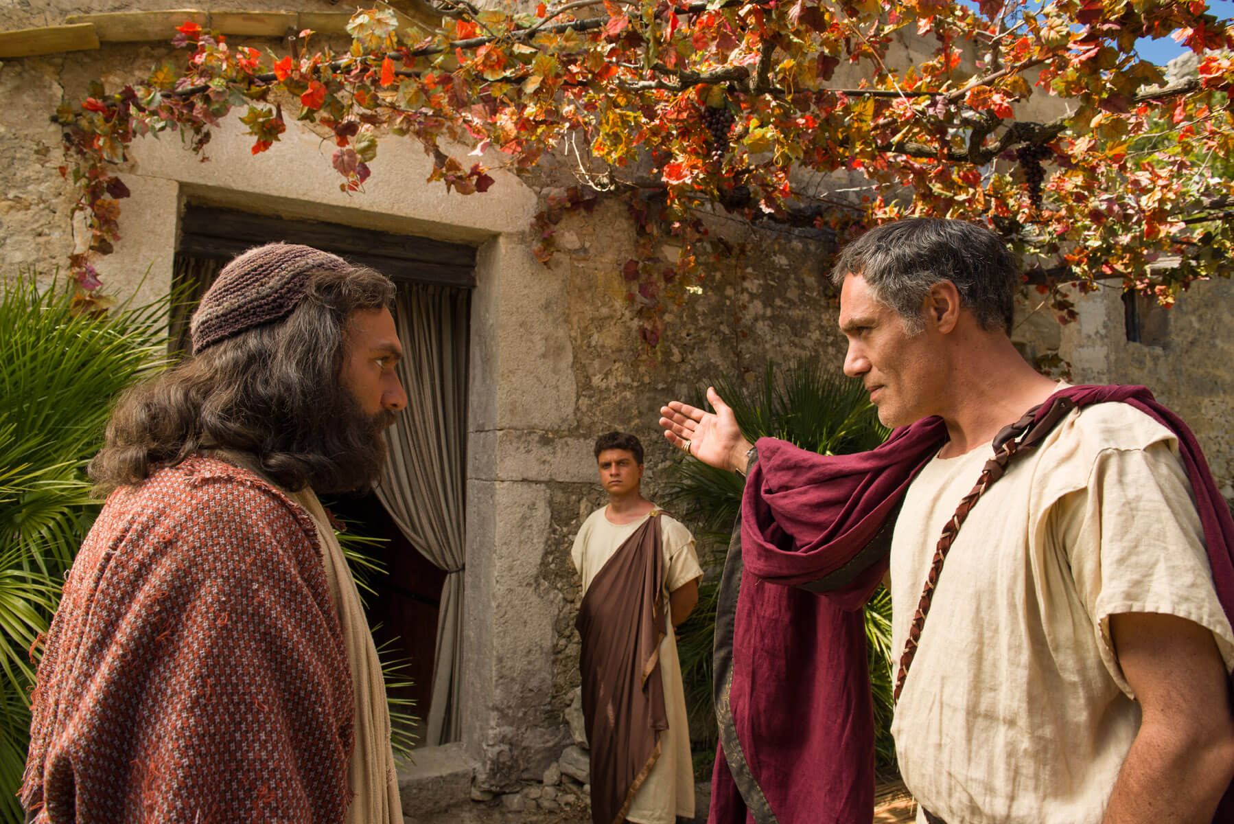 Image result for peter and cornelius